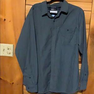 Columbia Pintada Peak Long Sleeve Shirt button up